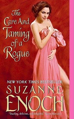 The Care and Taming of a Rogue (The Adventurers' Club #1) Cover Image