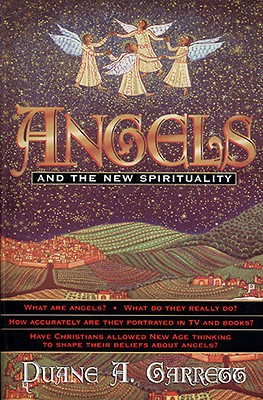 Angels and the New Spirituality Cover