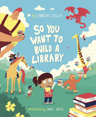 So You Want to Build a Library Cover Image