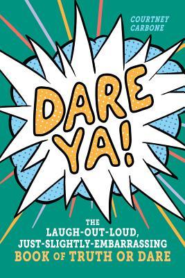 Cover for Dare Ya!