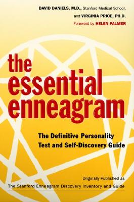 The Essential Enneagram: The Definitive Personality Test and Self-Discovery Guide Cover Image