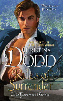 Rules of Surrender (Governess Brides #2) Cover Image