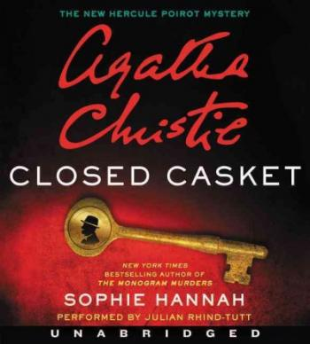 Closed Casket (Hercule Poirot Mysteries) Cover Image