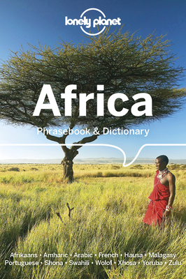 Lonely Planet Africa Phrasebook & Dictionary 3 Cover Image