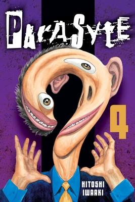 Cover for Parasyte 4