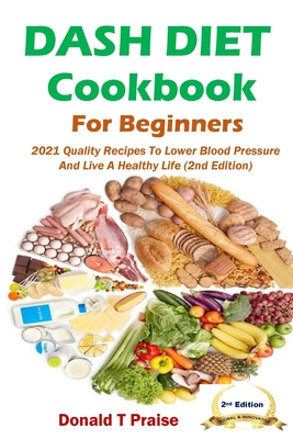 Dash Diet Cookbook For Beginners Cover Image