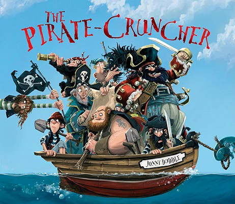 The Pirate Cruncher Cover