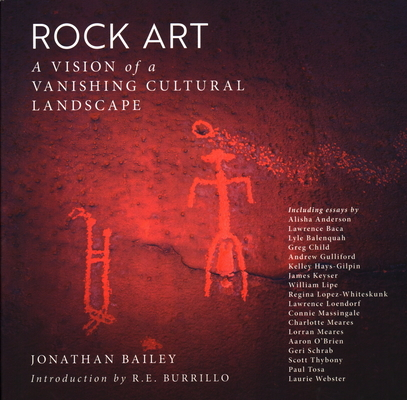 Cover for Rock Art