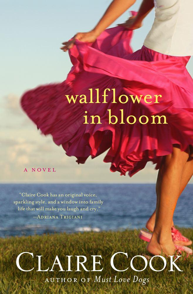 Cover Image for Wallflower in Bloom: A Novel