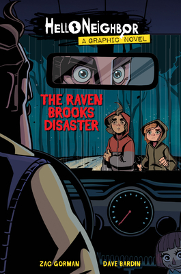The Raven Brooks Disaster (Hello Neighbor Graphic Novel #2) Cover Image