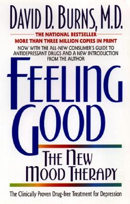 Feeling Good: The New Mood Therapy Cover Image