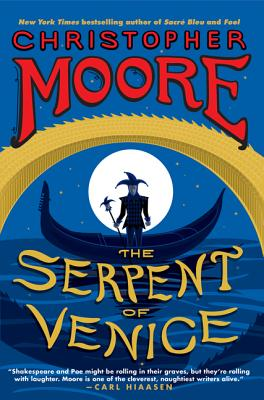 The Serpent of Venice: A Novel Cover Image