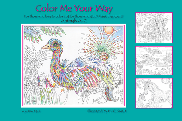 Color Me Your Way  Cover Image