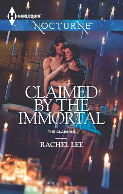 Claimed by the Immortal Cover