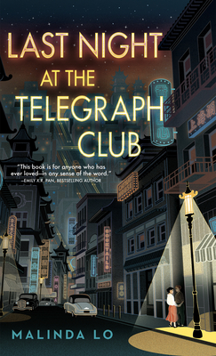 Last Night at the Telegraph Club Cover Image