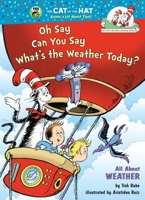 The Cat in the Hat's Learning Library Cover