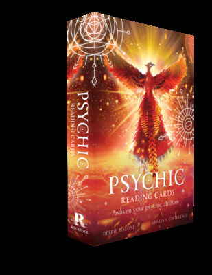 Psychic Reading Cards: Awaken your Psychic Abilities (Reading Card Series) Cover Image