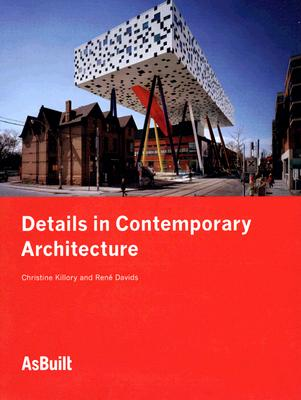 Details in Contemporary Architecture Cover Image