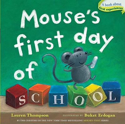 Mouse's First Day of School Cover