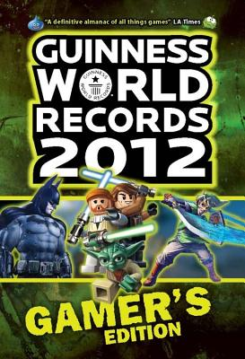 Guinness World Records 2012 Gamer's Edition Cover