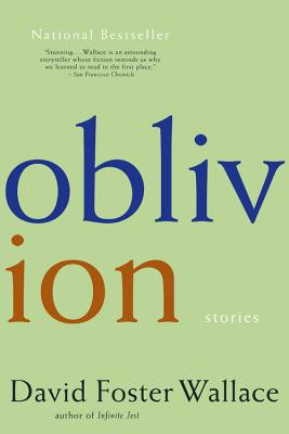 Oblivion: Stories Cover Image