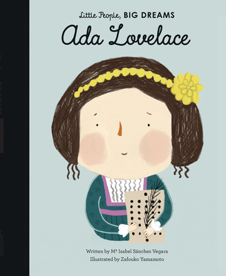 Ada Lovelace (Little People, BIG DREAMS #10) Cover Image