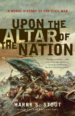 Upon the Altar of the Nation Cover