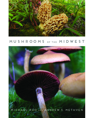 Mushrooms of the Midwest Cover Image