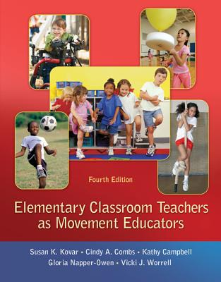 Elementary Classroom Teachers as Movement Educators Cover Image