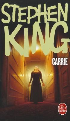Carrie (Livre de Poche: Fantastique) Cover Image
