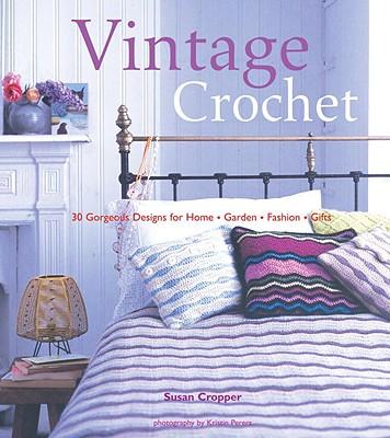 Vintage Crochet Cover
