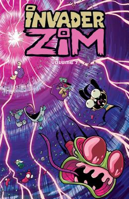Cover for Invader ZIM Vol. 7