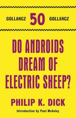 Do Androids Dream of Electric Sheep? Cover Image