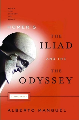 Homer's the Iliad and the Odyssey Cover