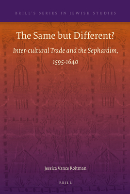 Cover for The Same But Different?