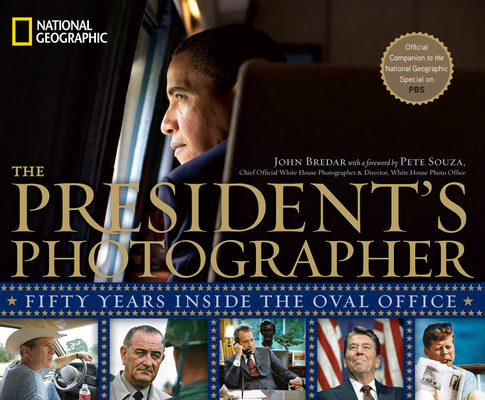 The President's Photographer Cover