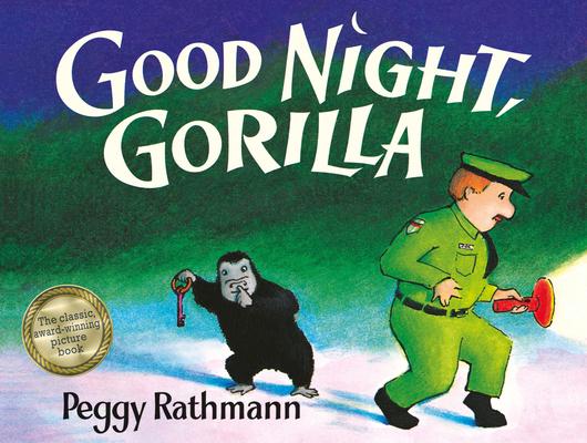 Good Night, Gorilla Cover Image