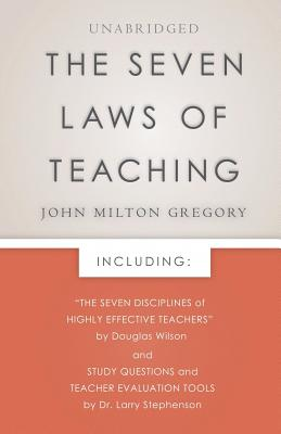 The Seven Laws of Teaching Cover Image