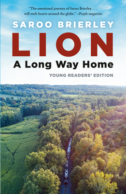 Lion: A Long Way Home Young Readers' Edition Cover Image