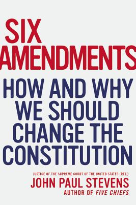 Six Amendments Cover