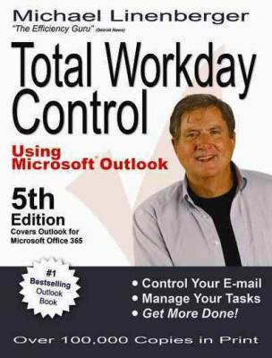 Total Workday Control Using Microsoft Outlook Cover Image
