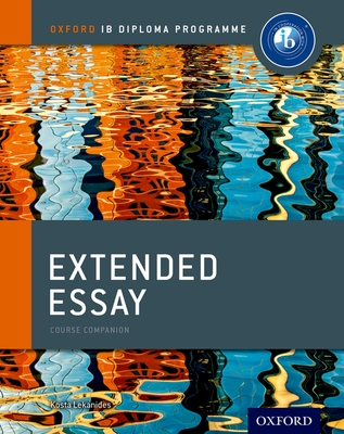 IB Extended Essay Course Book Cover Image