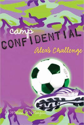 Alex's Challenge #4 (Camp Confidential #4) Cover Image
