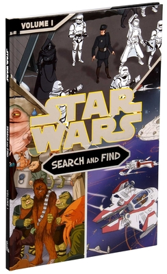 Star Wars Search and Find Vol. I Cover Image