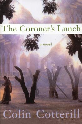 Coroner's Lunch Cover