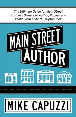 Cover for Main Street Author