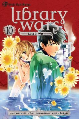 Cover for Library Wars