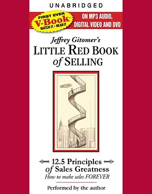 Jeffrey Gitomer's Little Red Book of Selling Cover