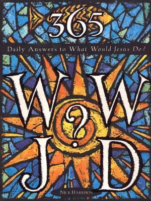 365 WWJD Cover