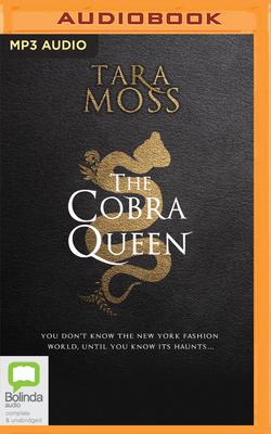 The Cobra Queen (Pandora English #4) cover